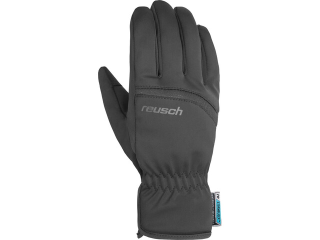 Reusch Russel Touch-Tec Gloves black